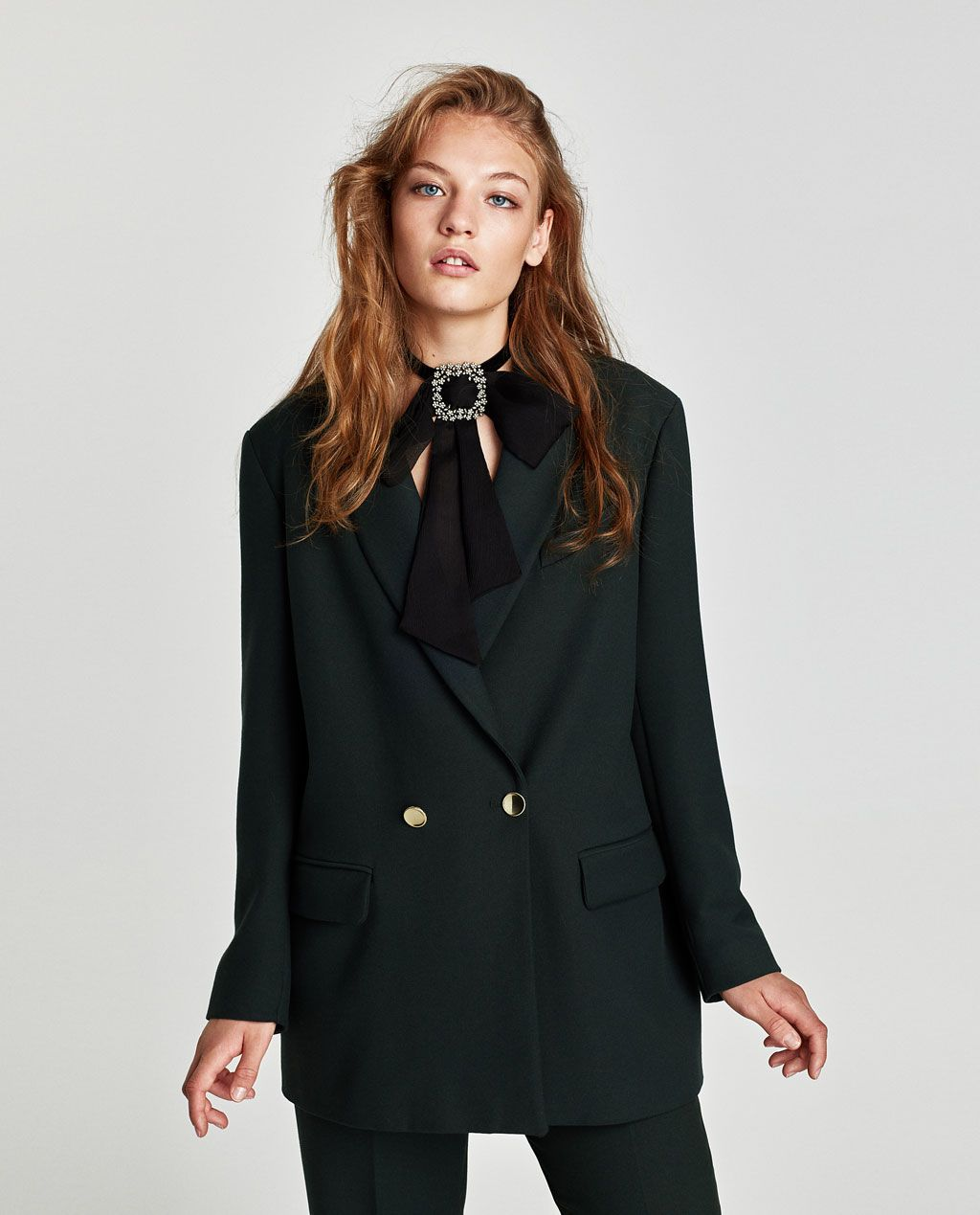 Pin By Oxana Nigmatulina On Vetements Fashion Blazer Double Breasted Blazer