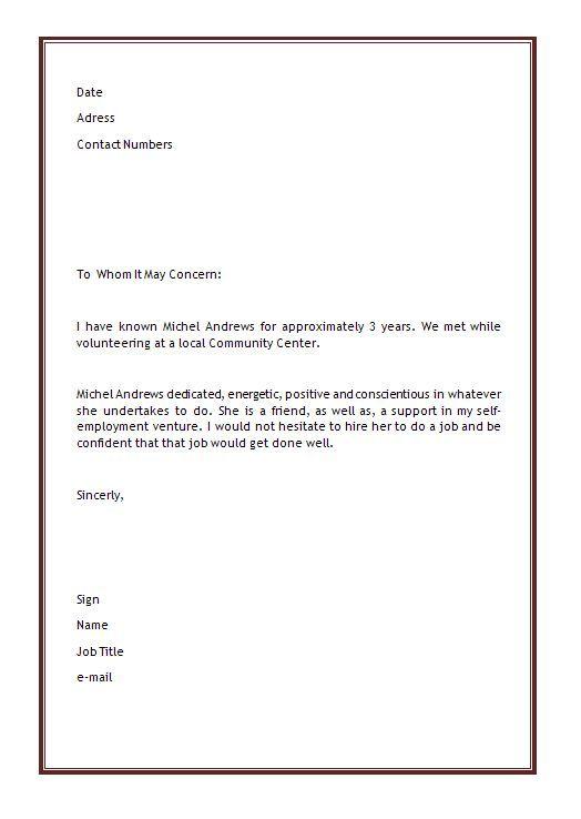 character reference scholarship application gpa pdf