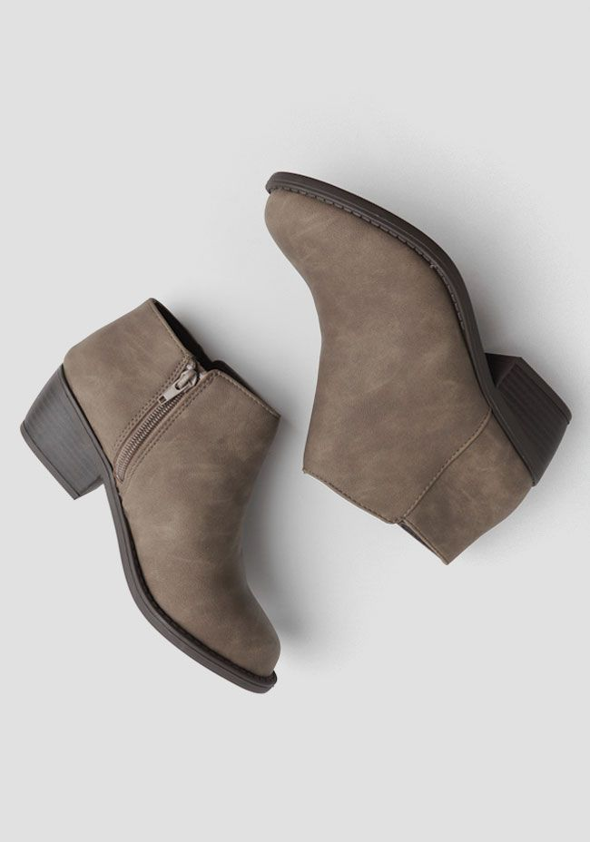 Marylebone Street Ankle Booties at #Ruche @shopruche