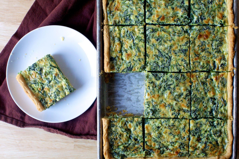 Spinach sheet-pan quiche | smitten kitchen | Feeding the Family ...