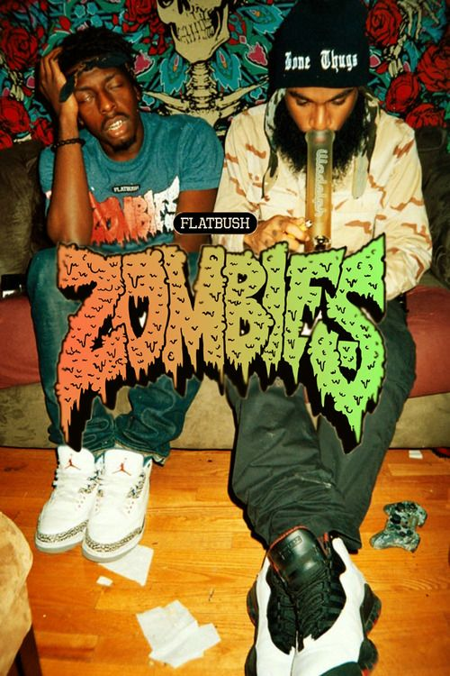 FLATBUSH ZOMBIES  Thug Waffles   4ccece2e6029