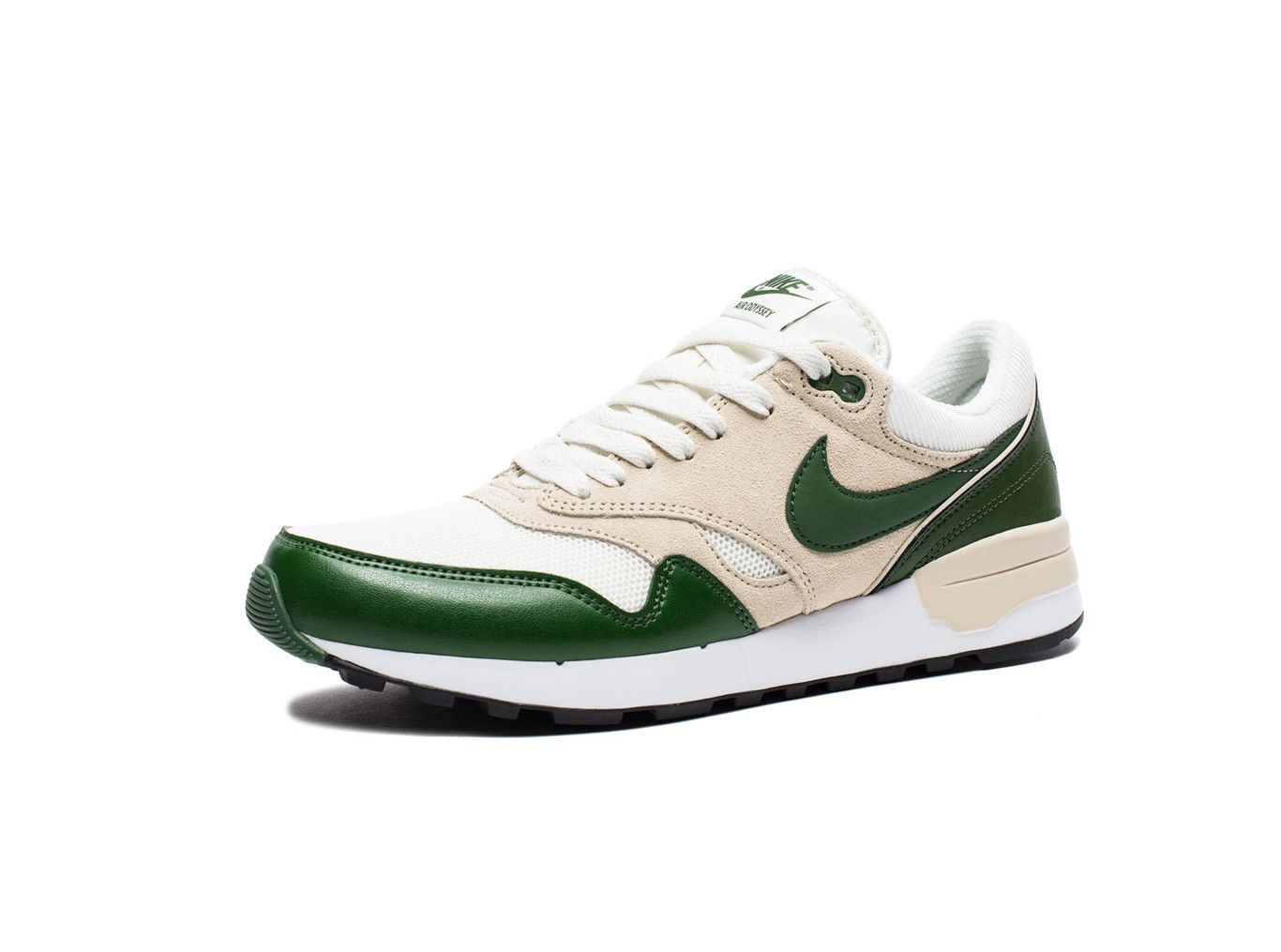 NIKE AIR ODYSSEY - SAIL/RATTAN/FOREST GREEN | Undefeated