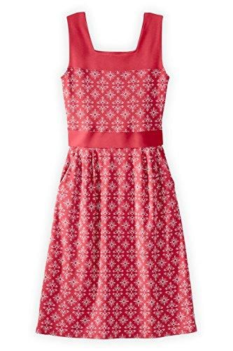 d310a159ea5 Fair Indigo Fair Trade Organic Sleeveless Square Neck Dress (XS ...