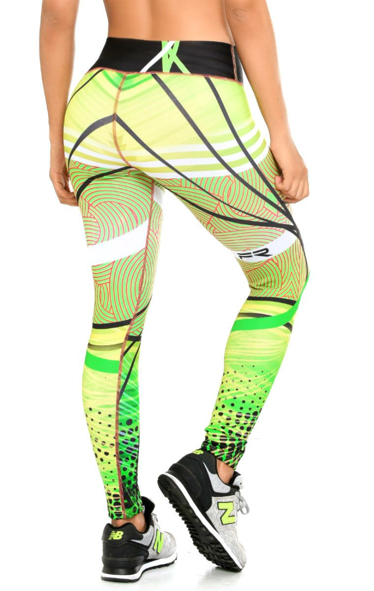 Green Your Workout Gear