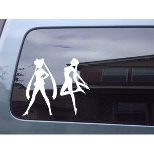 Sailor Moon Japanese Anime Girl Car Laptop Vinyl Decal Sticker - Car sticker decals vinyl girl