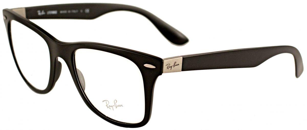 Ray-Ban RX7034 5204 Matte Black   Eyewearbrands   GLASSES// FRAMES ...