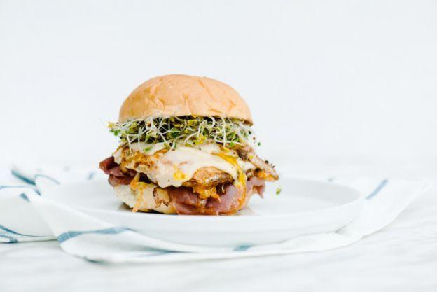 25 ways to make egg sandwiches