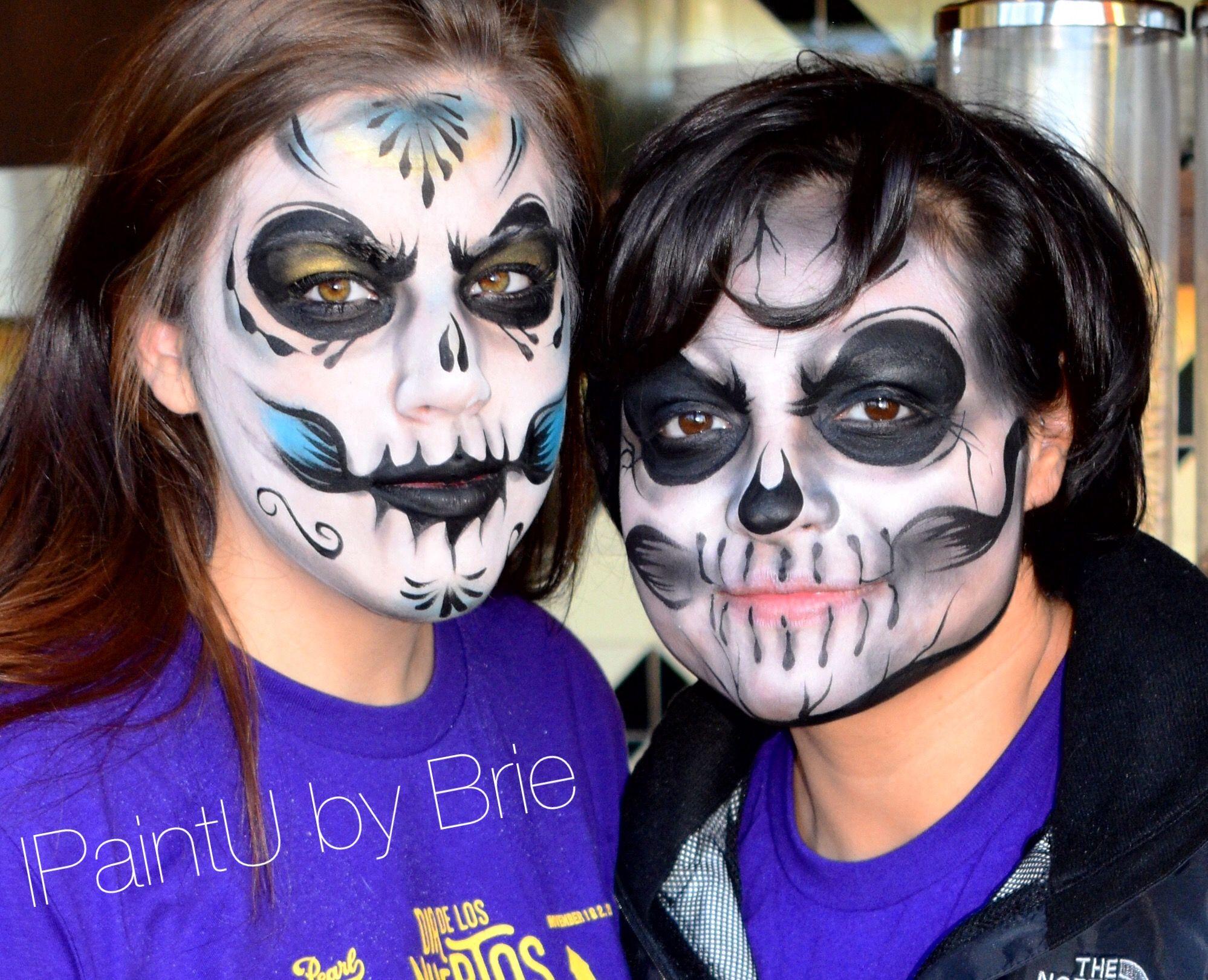 Sugar Skull Dia de los Muertos San Antonio Pearl Brewery