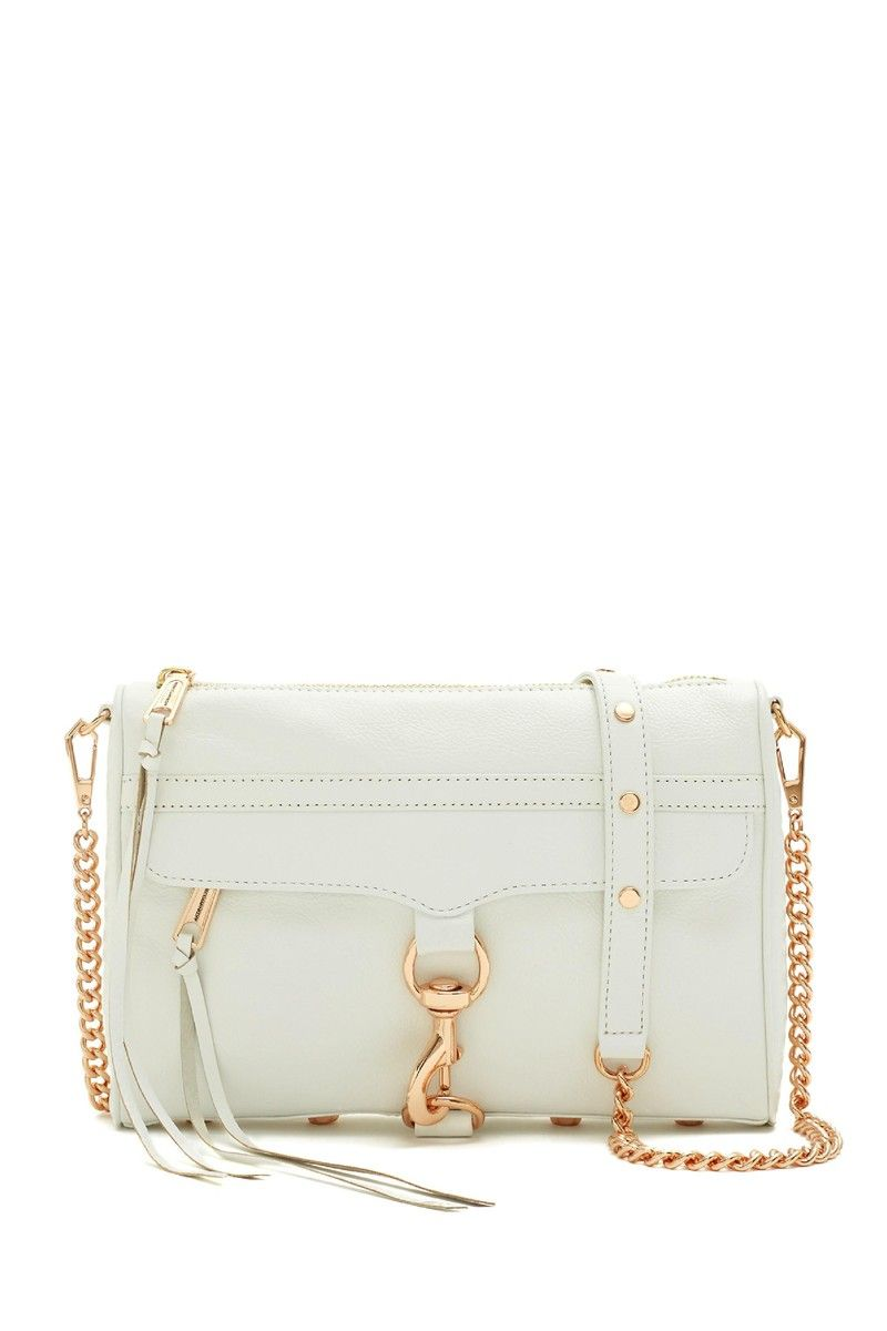 a859d428f2 Rebecca Minkoff M.A.C. Clutch -Rose Gold   Bags On Bags On Bags ...