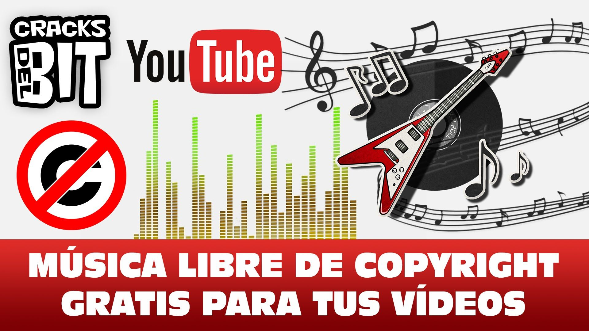 Música Sin Copyright Para Tus Vídeos Dónde Conseguirla Y Cómo Descargarla Gratis Y Legal 2016 Libros De Música Musica Videos