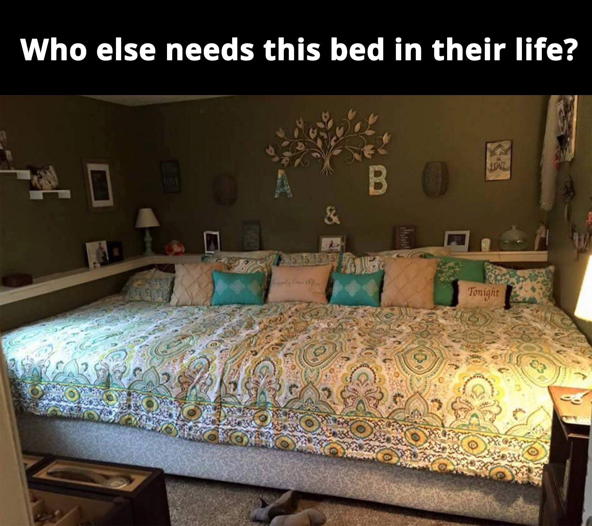 Big Bed Huge Bedrooms Huge Bed Big Beds