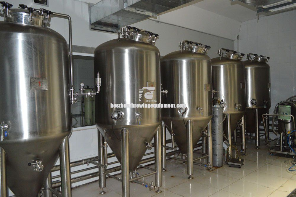 100 Gallon Beer Brewing System Beer Brewing Equipment Beer Making Equipment Home Brewery