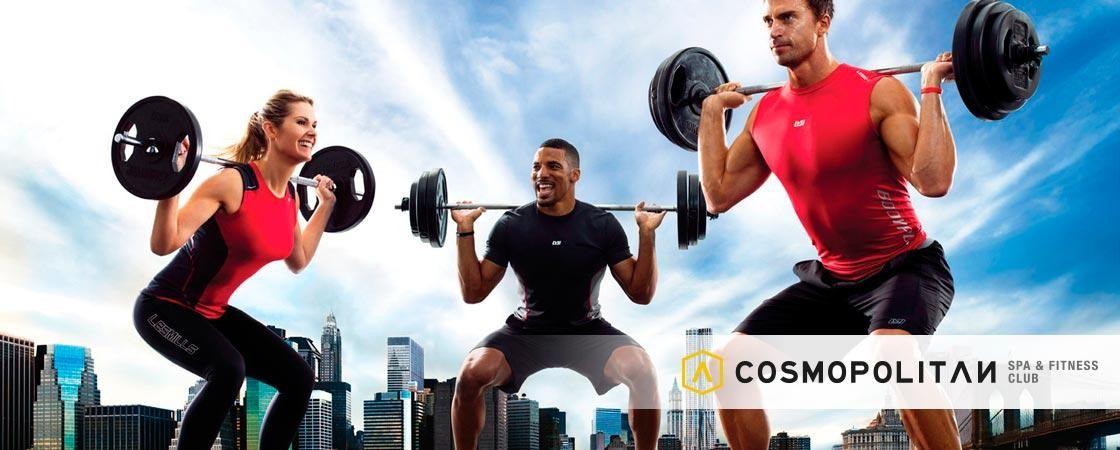 5 razones por las que tienes que apuntarte a body pump
