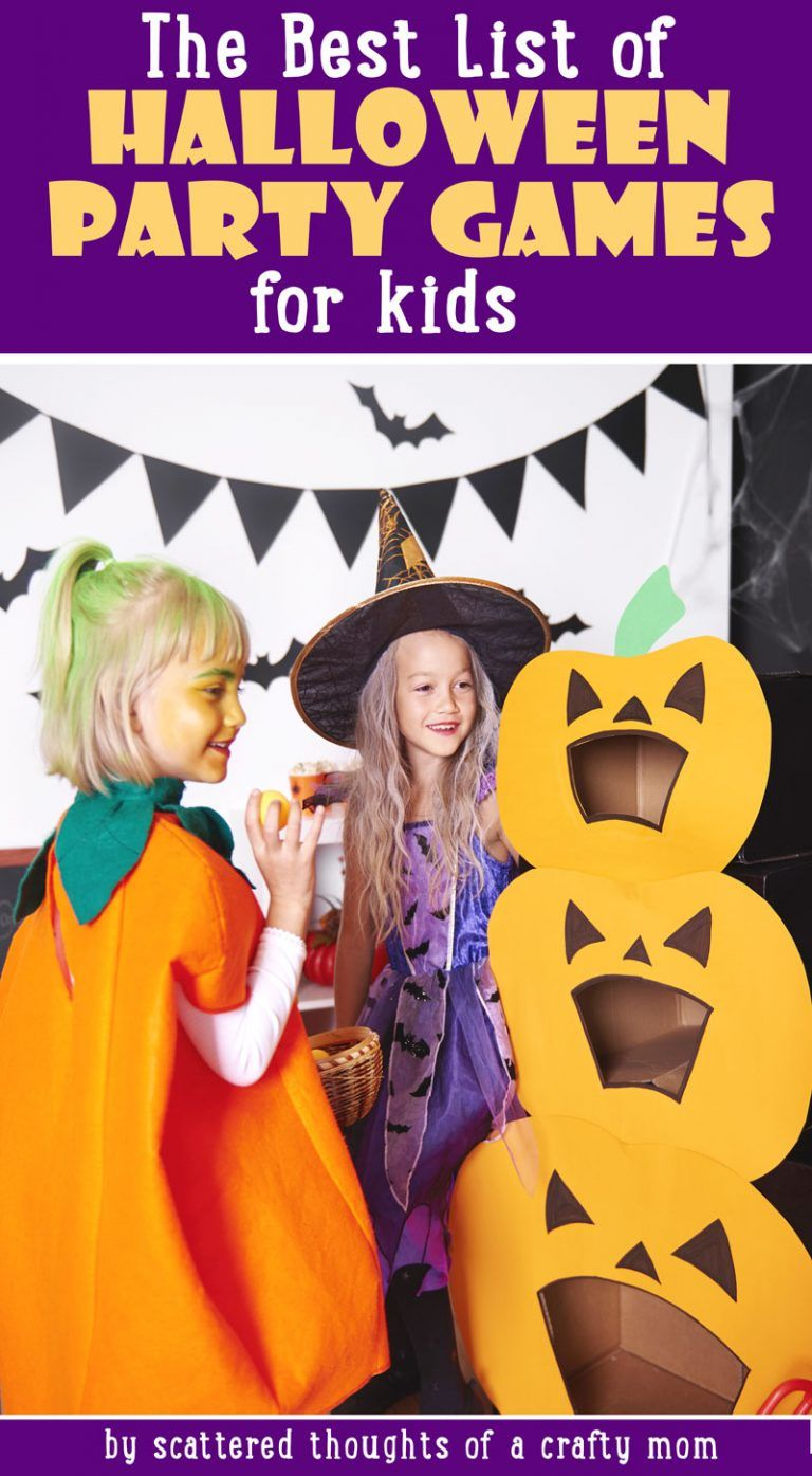 the best halloween party games for kids! | jacks first birthday in