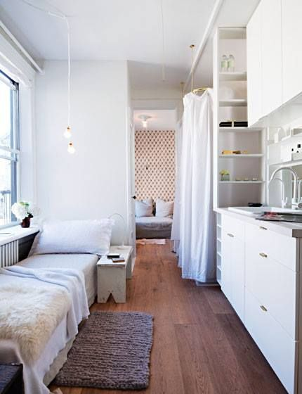 350 Sq Ft Apartment In Nyc