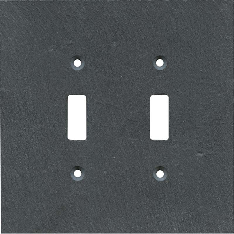 CHARCOAL SLATE Switch Plates, Outlet Covers U0026 Rocker Switchplates