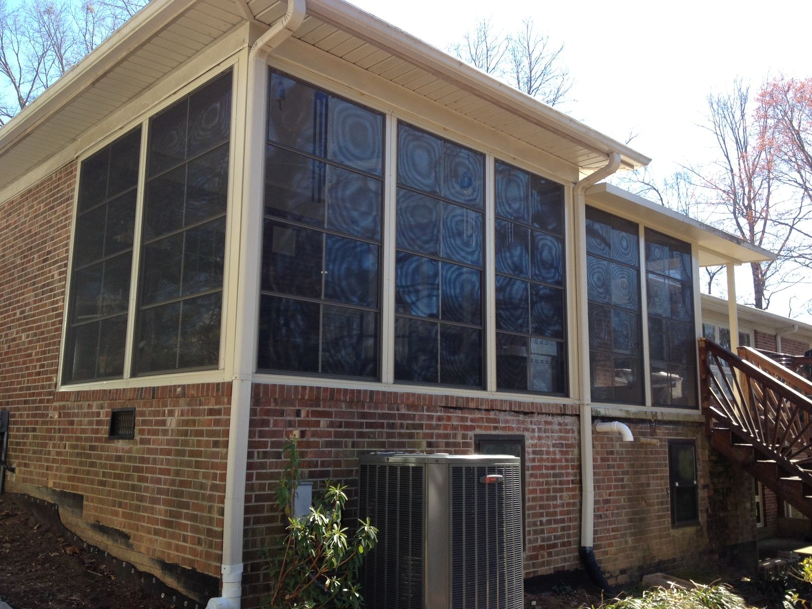 Eze Breeze Greenville Sc Eze Breeze Windows Windows Porch Patio