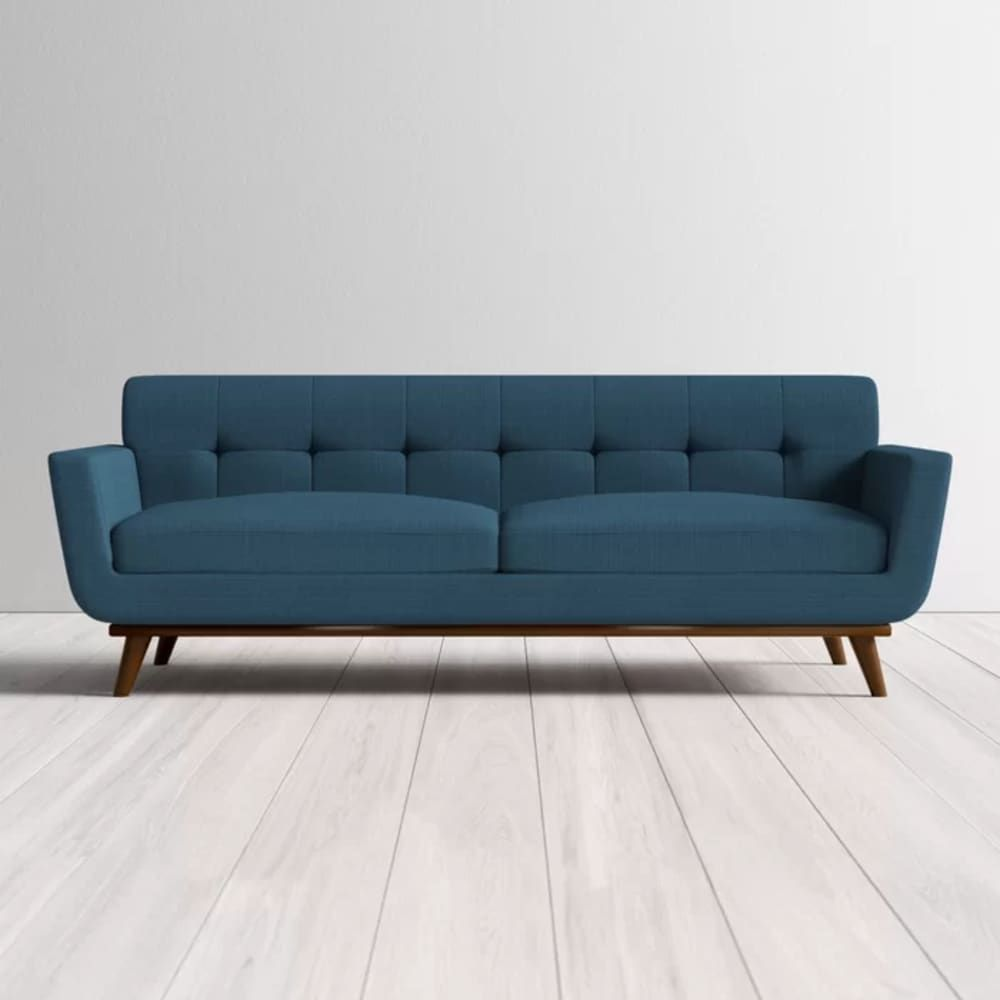 The Surprising Place To Shop For Affordable Scandinavian Style Furniture No It S Not Ikea Scandinavian Style Furniture Sofa Furniture