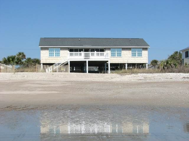 Another Great Vacation Al At Edisto Island Sc From Realty