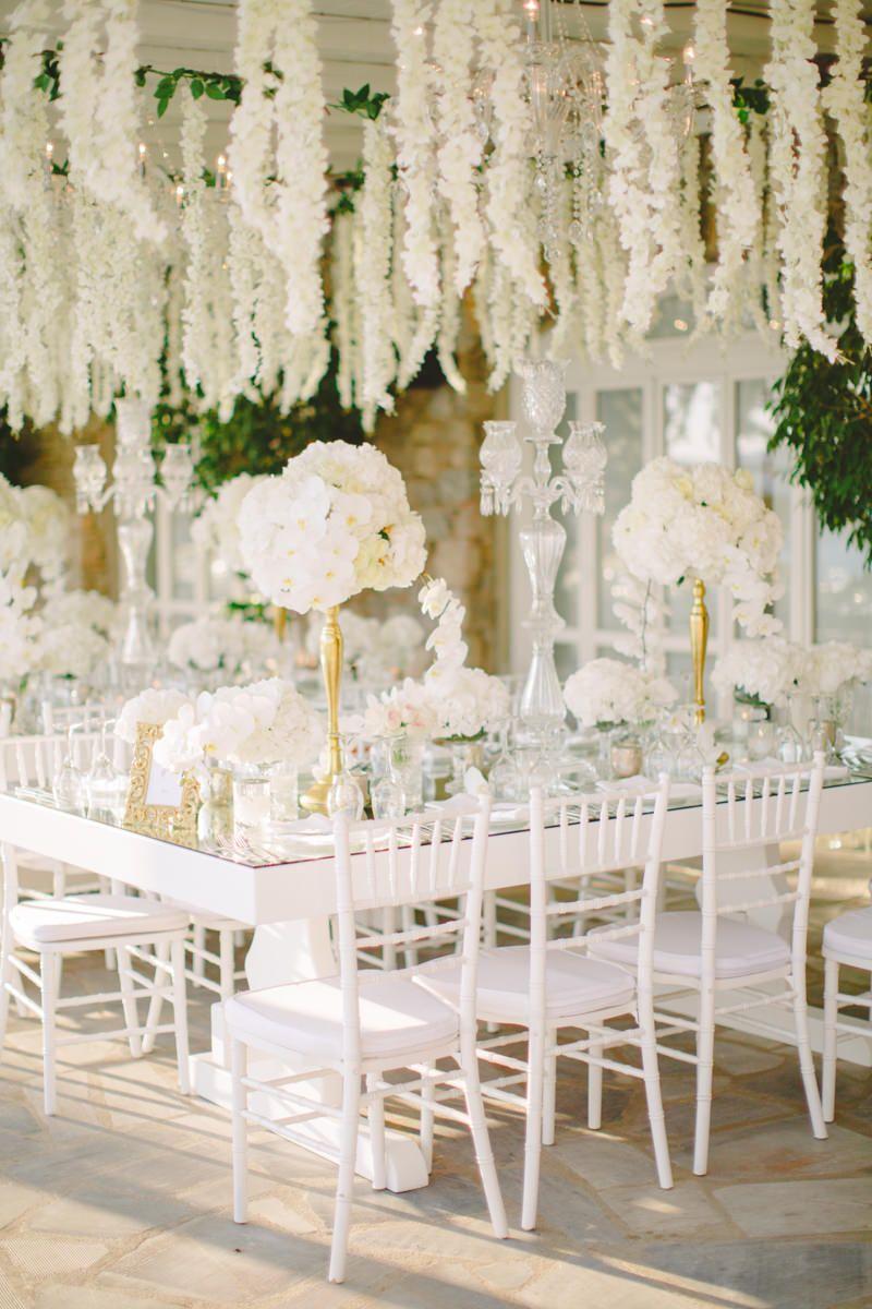 Luxurious Wedding in Mykonos, Greece ⋆ Ruffled