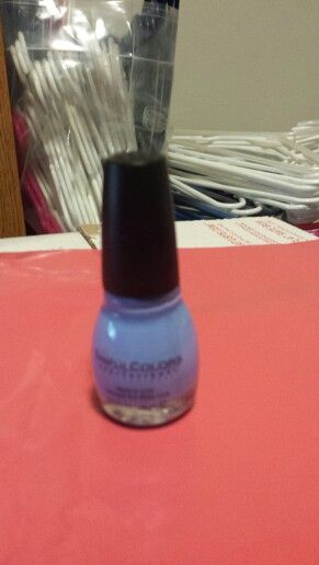 New Sinful Colors in Sail LA Vie..from my Target Box..Traded..
