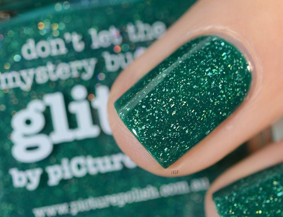 Glitch Picture Polish | My Nail Art Portfolio | Pinterest