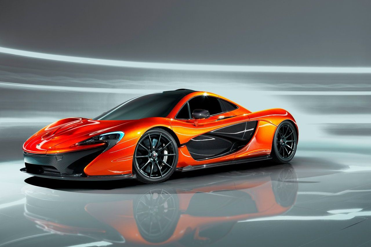 2012 Mclaren P1 Concept Mclaren Automotive Used Its First Ever International Motor Show Appearance T Cool Sports Cars Sports Car Wallpaper Sports Cars Luxury