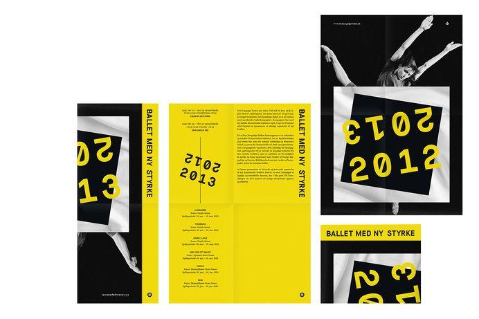 Graphic Design   Leaflet Design Pinterest