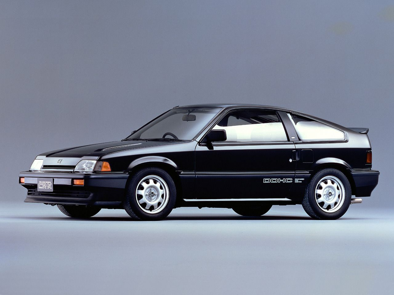 Honda crx with dohc engine this engine only made it to for Where are honda civics made