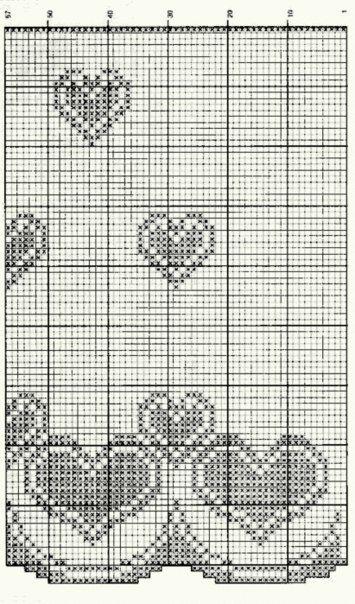 delicadezas en crochet gabriela visillos para ventanas chicas