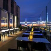 SixtyFive Bar & Cocktail Lounge Named New York Citys Tallest Rooftop Terrace Ba … Terrace
