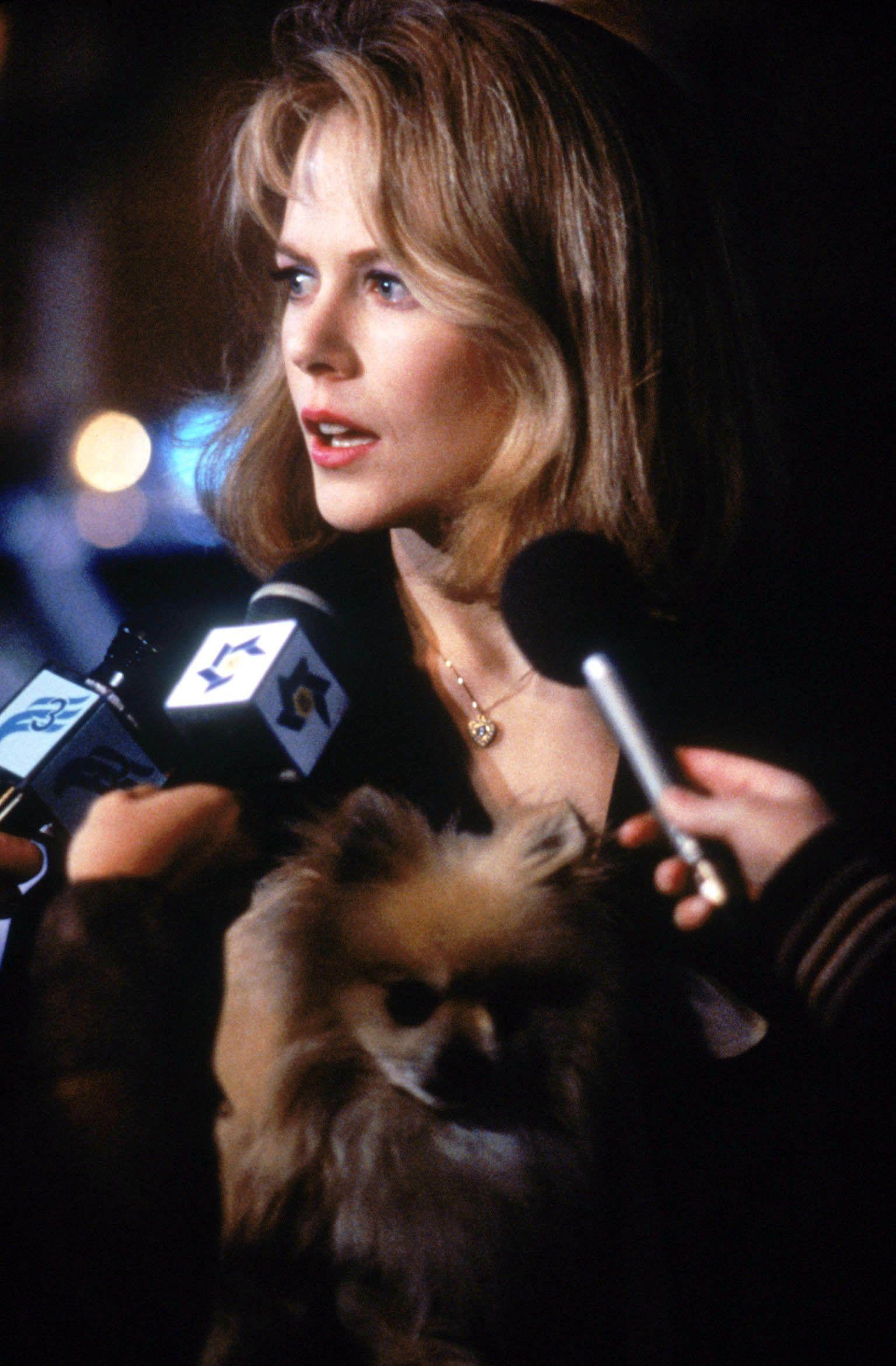 """""""To Die For"""" movie still, 1995. Nicole Kidman as Suzanne ..."""