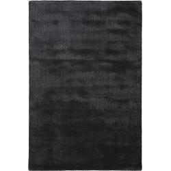 Photo of benuta Wollteppich Pure Dunkelblau 160×230 cm – Naturfaserteppich aus Wolle benuta
