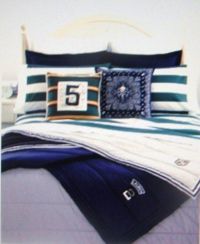 Lauren Ralph Lauren University Tate Striped Standard Pillowcase