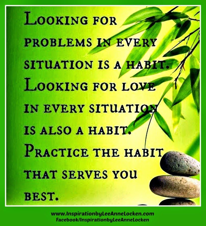 It's ALL about your FOCUS! Hope you build HABITS that serve to make you BETTER!! Let's make this Tuesday TERRIFIC!!! #InspirationbyLeeAnneLocken @quotesposter @coolquotes @inspirationalq @iqdinspiration @quotestoinspire @instila