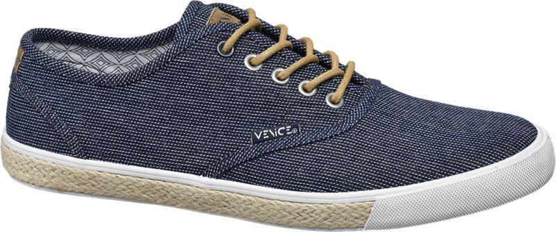 Venice Sneaker Sein Durch Obermaterial Blau Herren Aus q3AjR54L