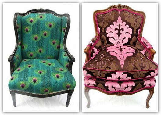 This Is How Wild Prints Will Look On Your Chair What Does Oprah