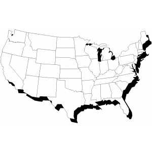 3D USA Map Free Printables Pinterest 3d Maps and USA
