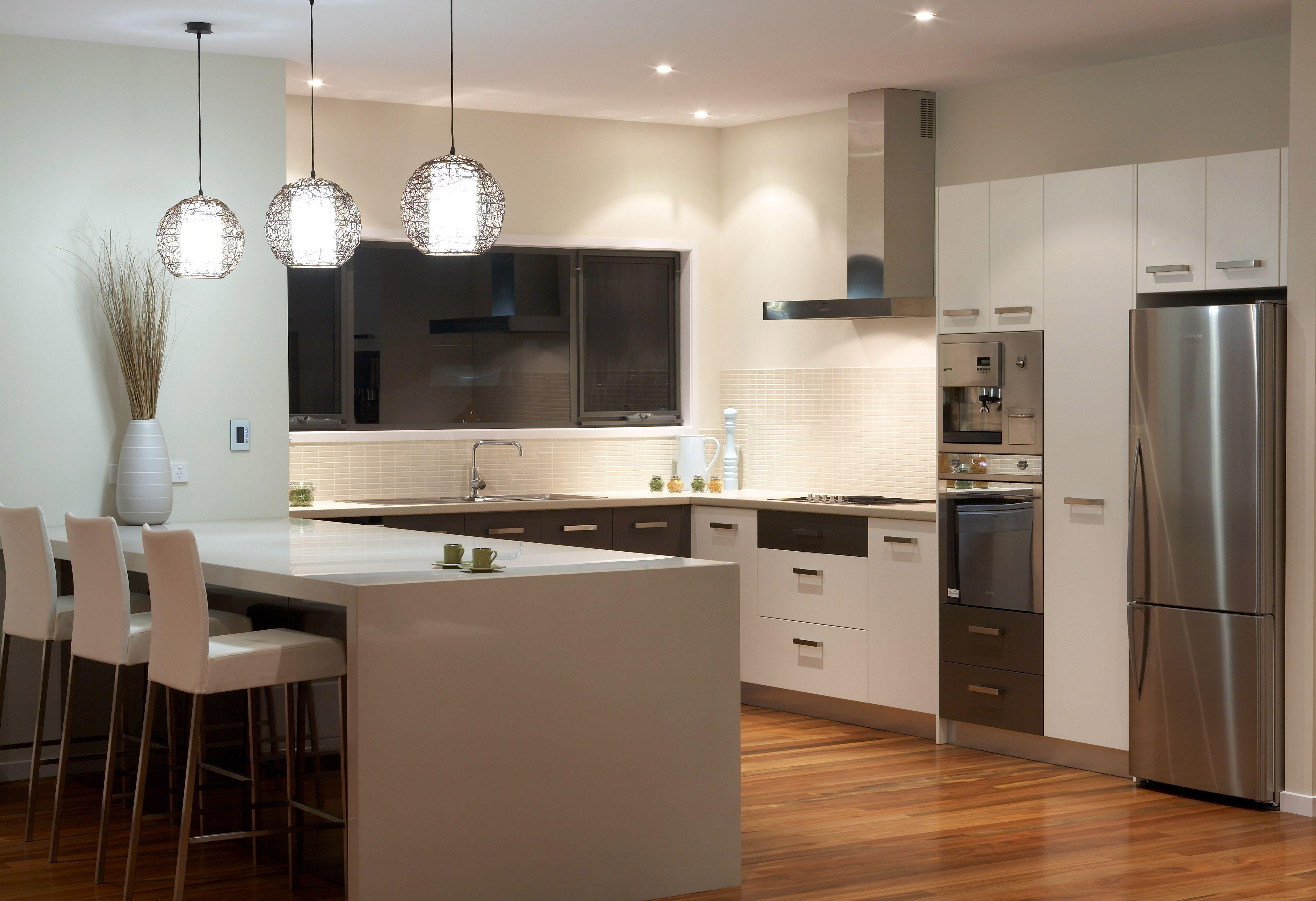Kitchen inspiration from the Hotondo Homes Beachview display home ...