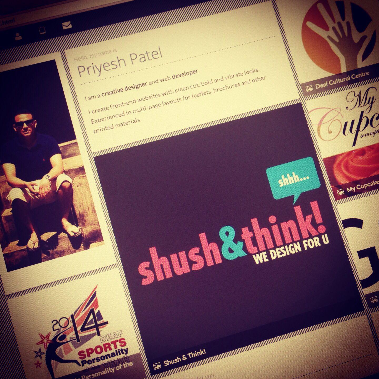 Priyesh Patel's online portfolio website - www.priyeshpatel.com