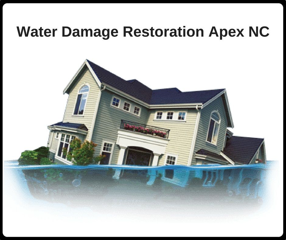 Whenever you experience any kind of water damage problems