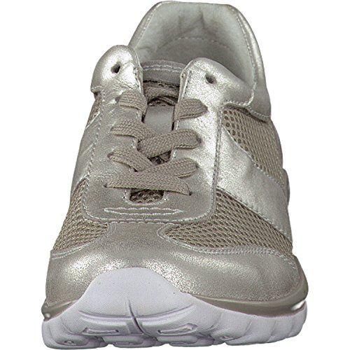 Gabor comfort 46.968.46 femmes Chaussures à lacets, bleu 39 EU