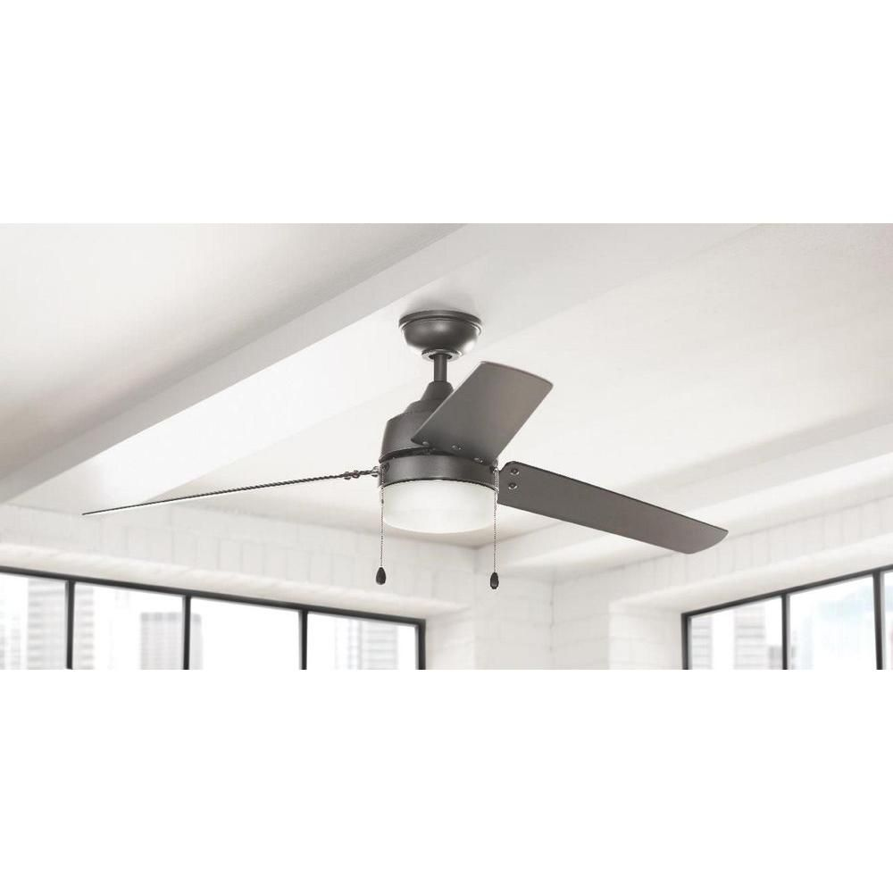 Home Decorators Collection Carrington 60 In Indoor Outdoor Natural Iron Ceiling Fan With Light The Depot