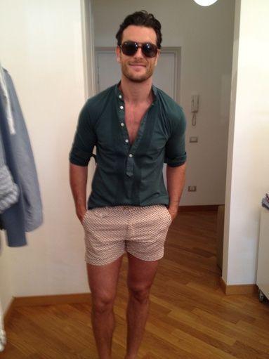 sunshineandfeelingfine: mb short shorts | Looks | Pinterest ...