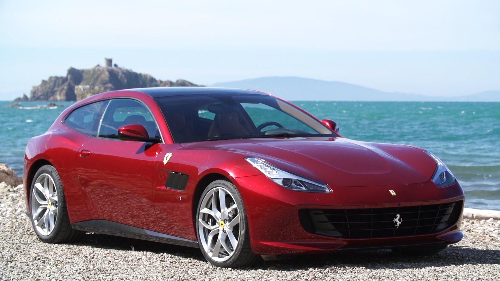 Ferrari GTC4Lusso T review: the best car Ferrari makes? #newferrari