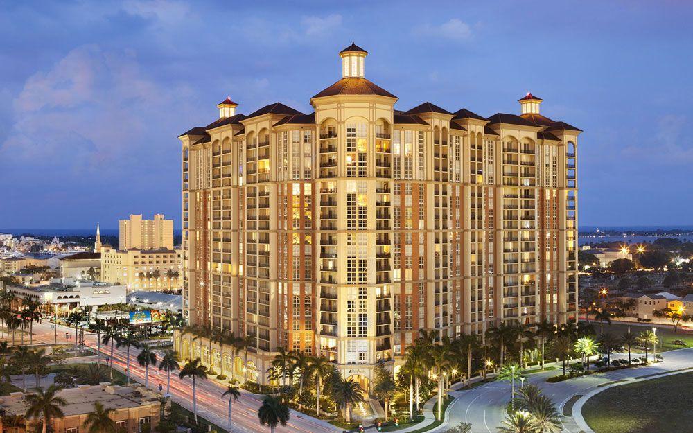 City Place West Palm Beach Hotels 05 Jpg
