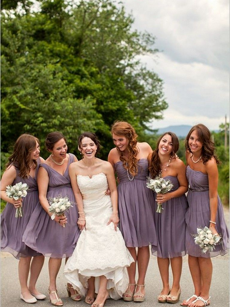 Ideas advice lavender bridesmaid lavender and purple ombrellifo Images