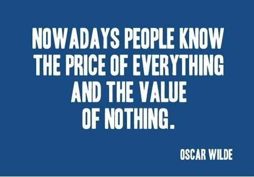 Nowadays.