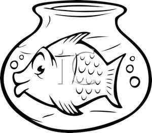 Goldfish Bowl Clip Art Images Pictures Becuo Goldfisch