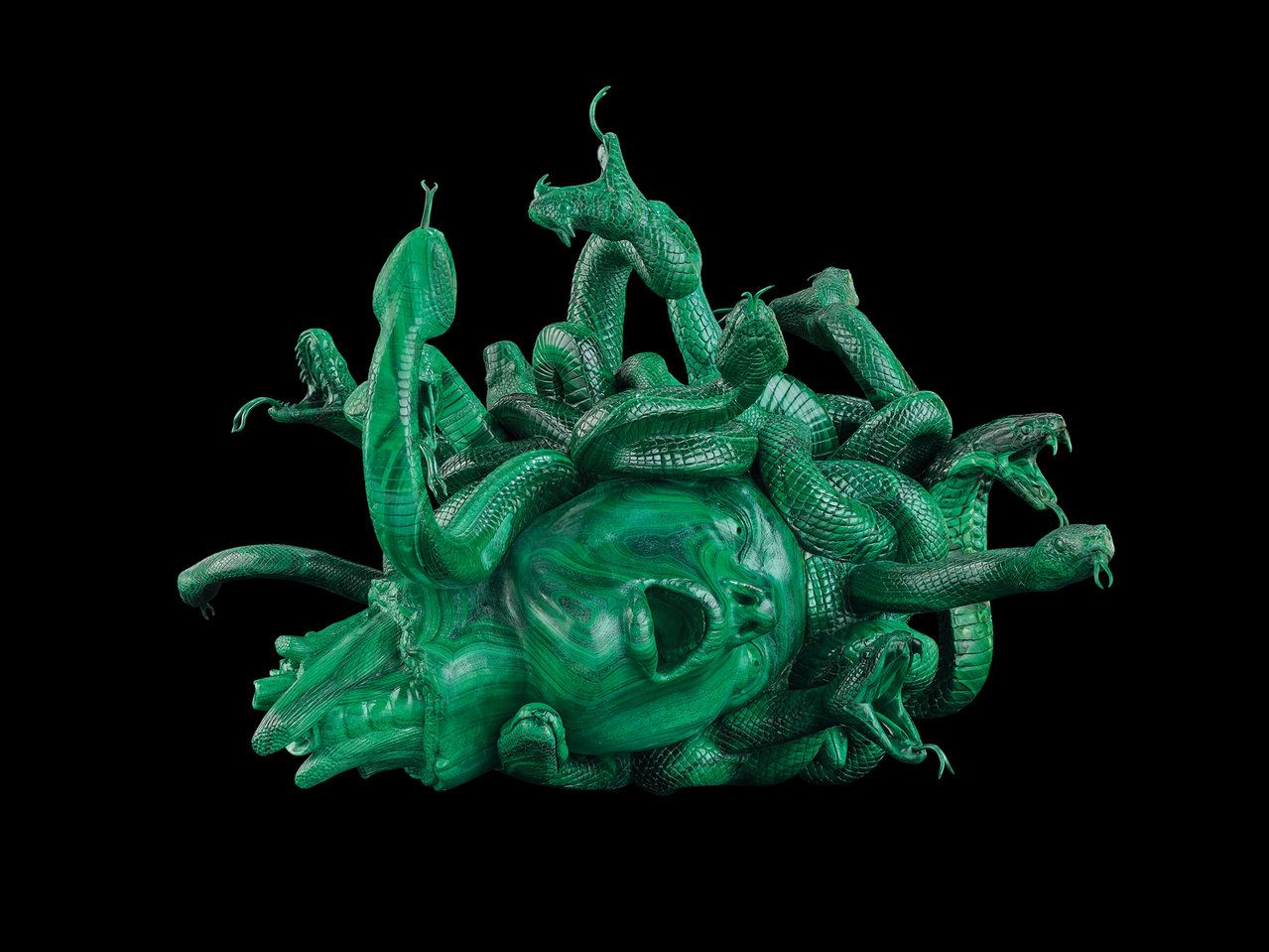 Damien Hirst Treasures From The Wreck Of The Unbelievable 2017